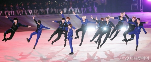 [사진]X1 '날아올라'