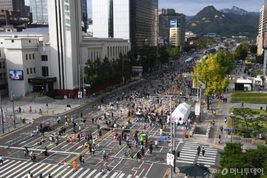 [사진]서울거리예술축제 2019