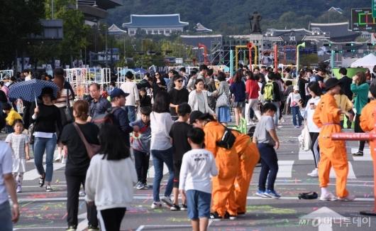 [사진]도심 속 서울거리예술축제