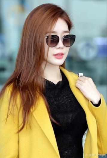 [사진]유인나 '돋보이는 시스루패션'
