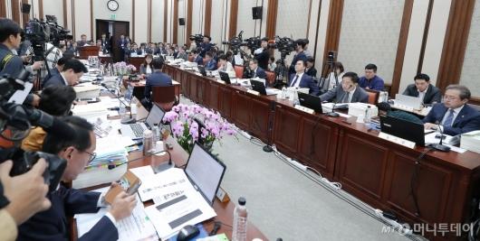 [사진]서울고법·중앙지법 '국정감사'