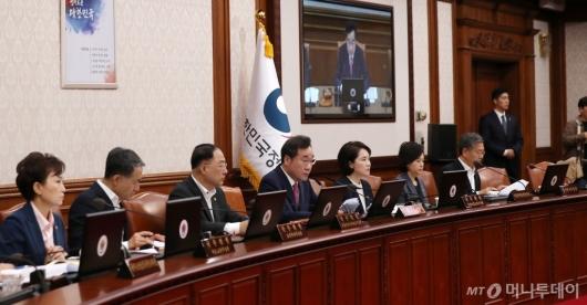 [사진]특수부 폐지 국무회의 상정