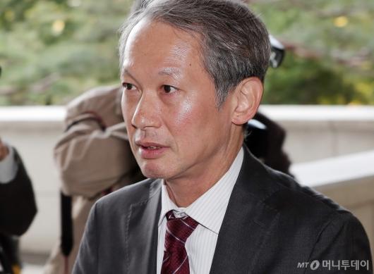 [사진]일본 외무성 국장 '국장급 협의 참석'