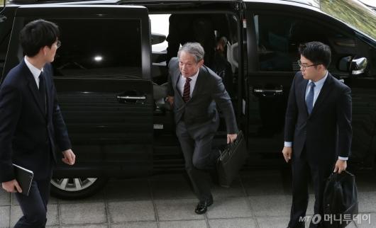 [사진]한·일 국장급 협의 참석하는 일본 외무성 국장