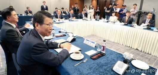 [사진]제38차 금융중심지추진위원회