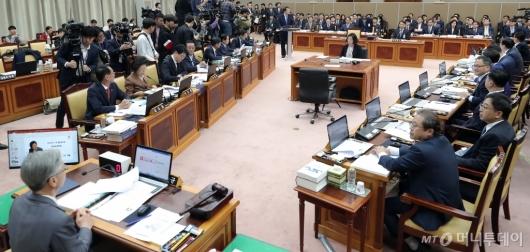 [사진]'대검찰청 국정감사'
