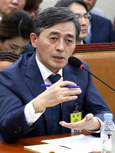 [사진]발언하는 양승동 KBS 사장