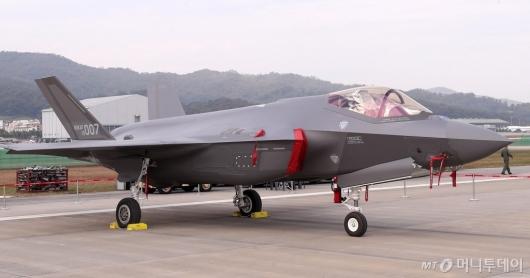 [사진]스텔스 전투기 F-35A