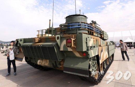 'K2 전차에서 천궁 미사일까지' 한국군의 무기