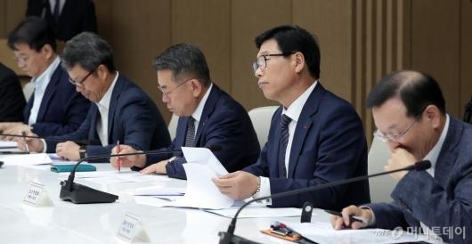 [사진]'진지한 혁신성장 민관협의회'