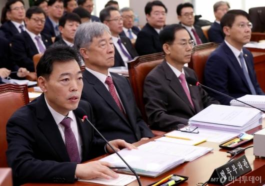 [사진]발언하는 김오수 차관