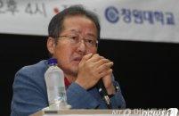 홍준표 vs 유시민 100분토론 맞짱