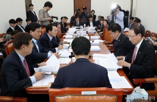 [사진]국감 끝, 법안 시작