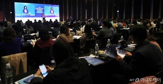 [사진]복지부-OECD '2019 국제 인구 컨퍼런스'