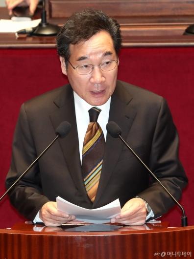 [사진]역대 최장수 총리 이낙연