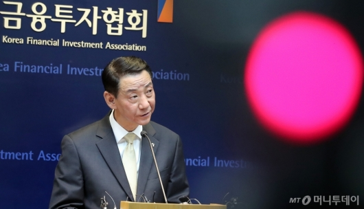 [사진]권용원 협회장 '막말 파문 입장 발표'
