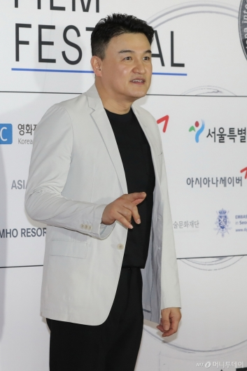 [사진]'AISFF' 개막식 사회 맡은 박중훈