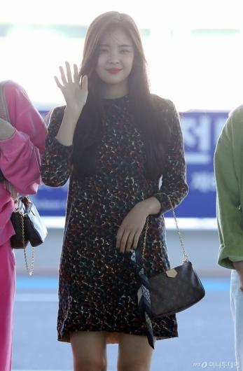 [사진]있지 리아 '햇살을 먹은 미소'