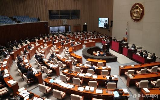 [사진]국회 예산결산특별위원회 전체회의