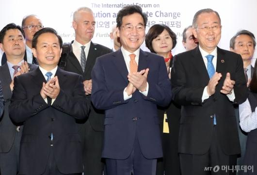 [사진]2019 대기오염 및 기후변화 대응 국제포럼 개최