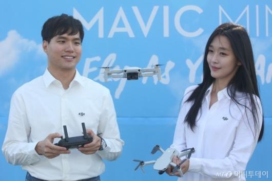 [사진]DJI 매빅 미니 국내 공식 출시