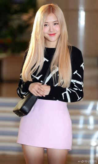[사진]로제 '부드러운 미소'