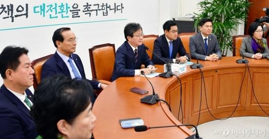 [사진]대전환 촉구하는 바른미래당 변혁
