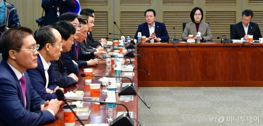 [사진]자유한국당 초선 의원 모임
