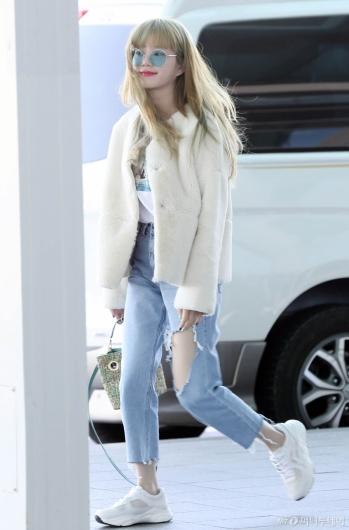 [사진]이유비 '말괄량이 스타일'
