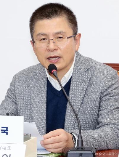 [사진]민부론 후속입법 말하는 황교안
