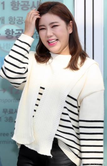 [사진]송가인 '매력덩어리 미소'