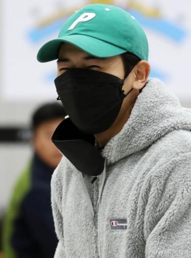 [사진]김동준 '눈웃음 활짝'