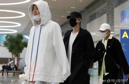 [사진]이특-규현-려욱 '패션도 개성따라'