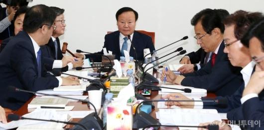 [사진]예결위 예산안조정소위