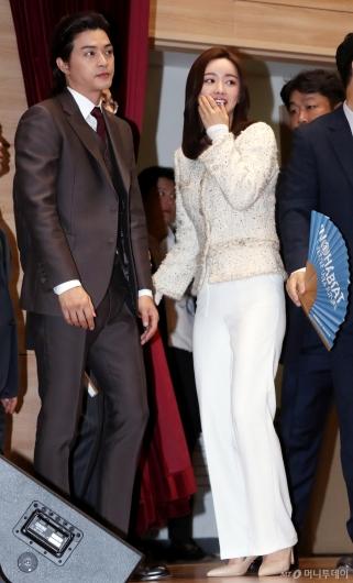 [사진]국회 방문한 김지훈-홍수아