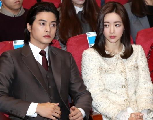 [사진]김지훈-홍수아, 유엔 해비타트 한국위원회 홍보대사