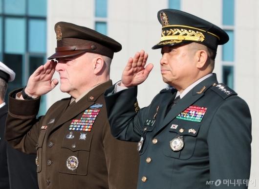 [사진]'한·미 군사위 시작'