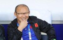 또 '박항서 매직'…베트남 축구, UAE에 1-0 승