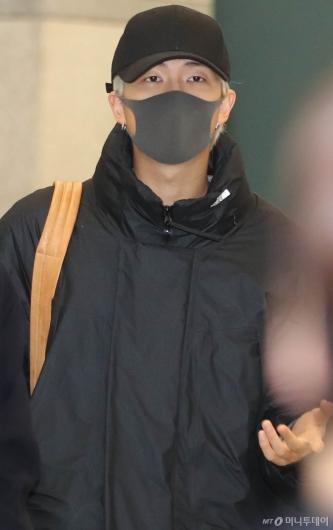 [사진]BTS RM '든든한 리더'