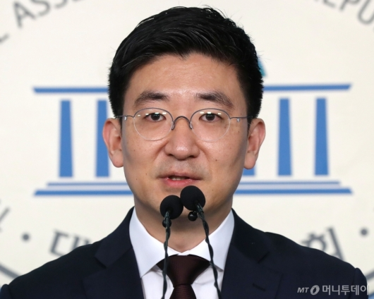[사진]김세연, 총선 불출마 선언