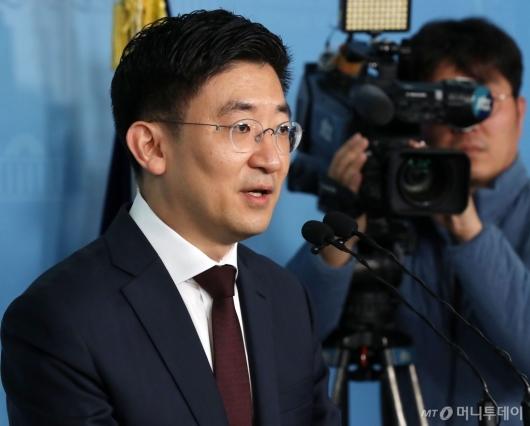 [사진]총선 불출마 선언하는 김세연