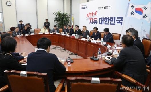 [사진]북핵외교안보특위-국가안보위 연석회의