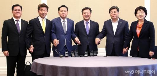 [사진]정치협상회의 실무모임