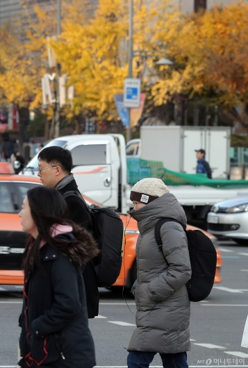 [사진]'가을 가고, 이제 겨울'
