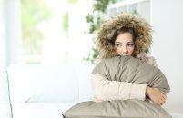 여자가 남자보다 추위 더 타는 이유