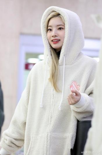 [사진]다현 '귀여운 북극곰'