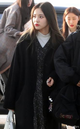 [사진]이달의 소녀 진솔, '너무 예쁜 얼굴'