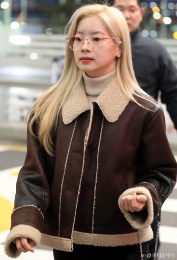 [사진]다현 '항상 모범생 스타일'