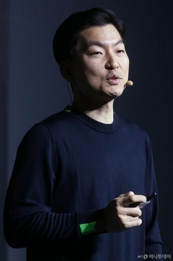[사진]김승언 대표 '네이버, 글로벌 도전의 집합체'