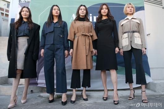 [사진]청파서계 공동패션브랜드 'Agoing'(어고잉) 론칭